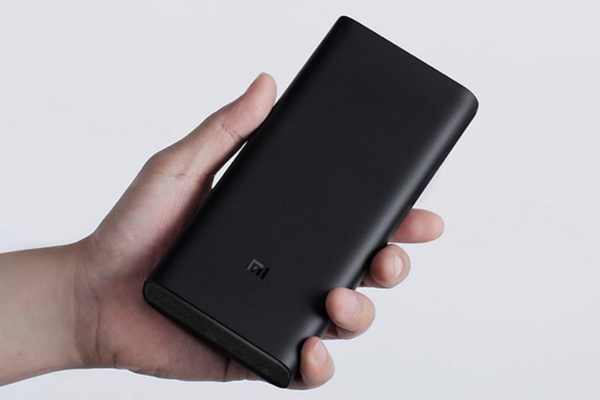 xiaomi mi power bank 3 pro 20000