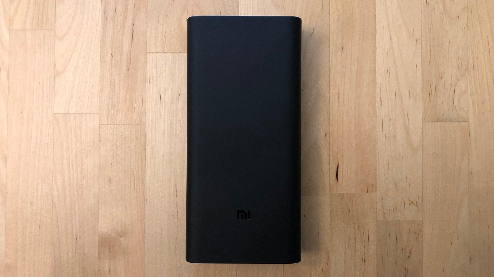 xiaomi mi power bank 3 20000 mah
