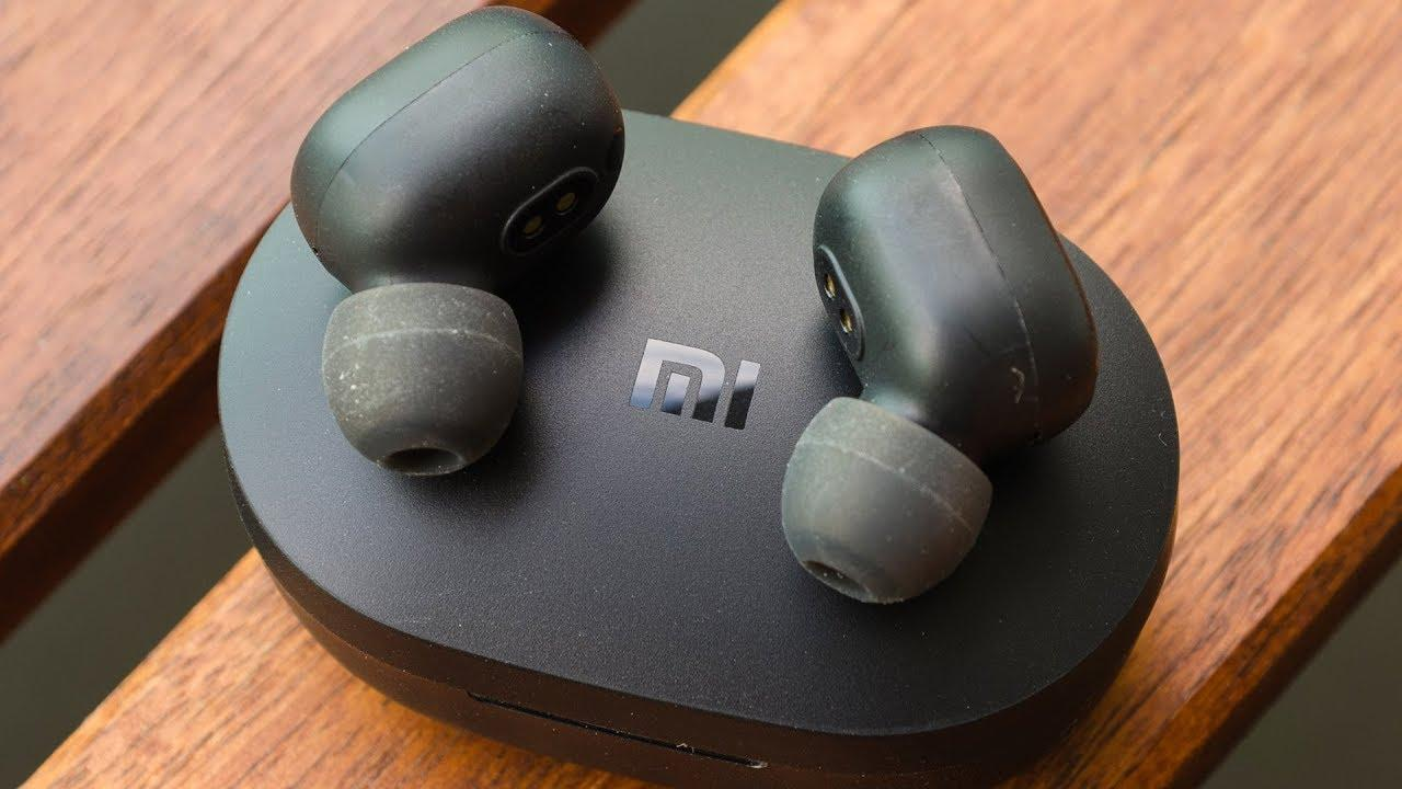 xiaomi mi true wireless earbuds basic подключение