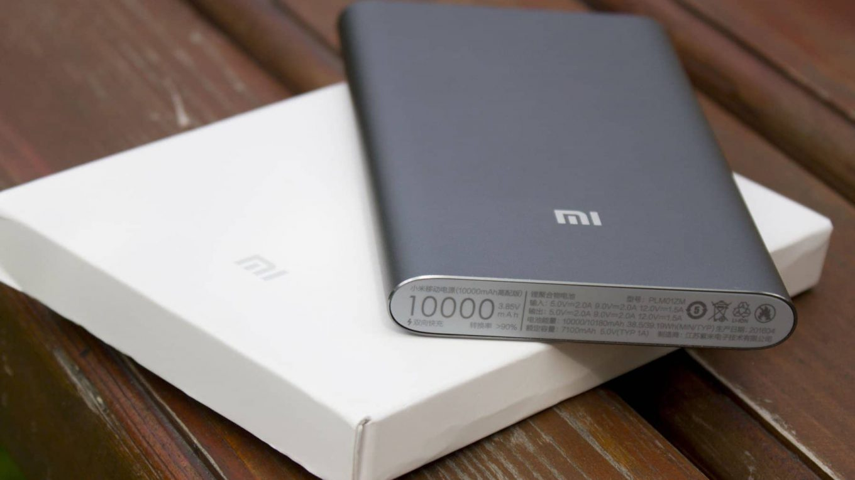 Обзор Xiaomi mi power bank 3 10000mah