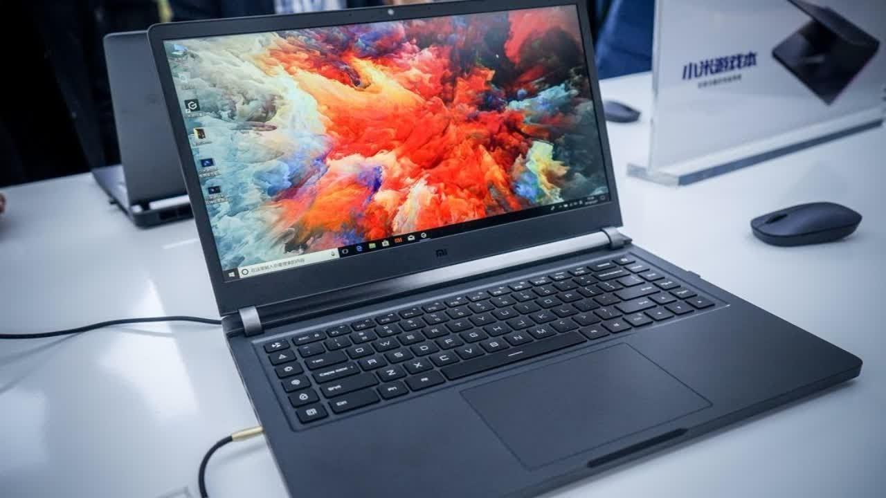 Обзор ноутбука Xiaomi mi gaming laptop