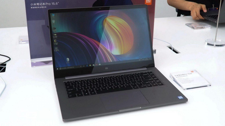 Характеристики ноутбука Xiaomi mi notebook pro 15