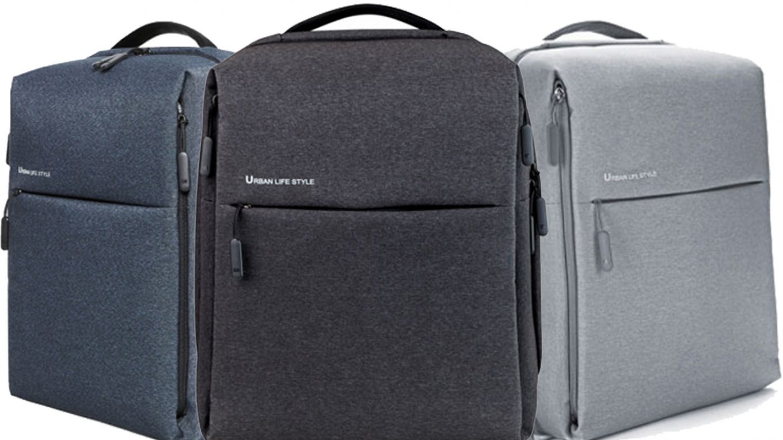 Особенности рюкзака Xiaomi Urban life style
