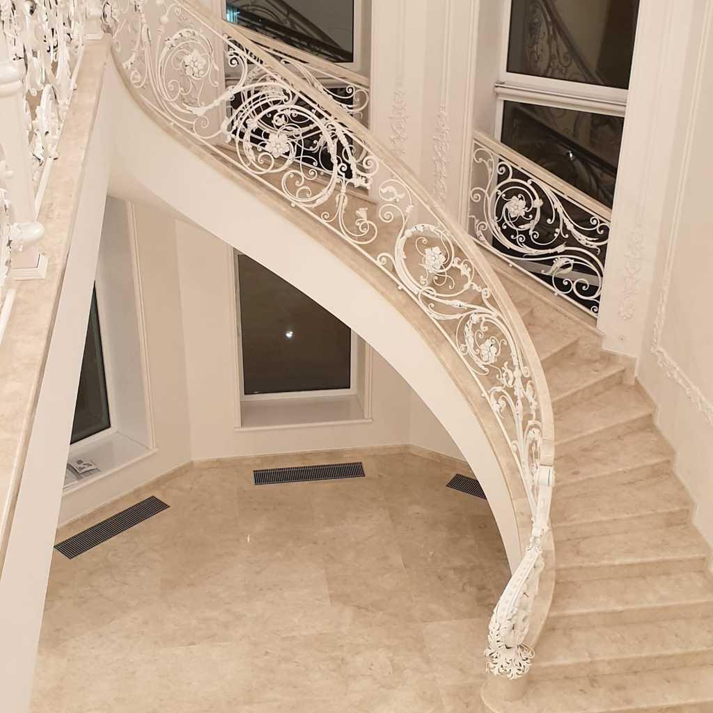 Лестница для дома от Студии Лестниц