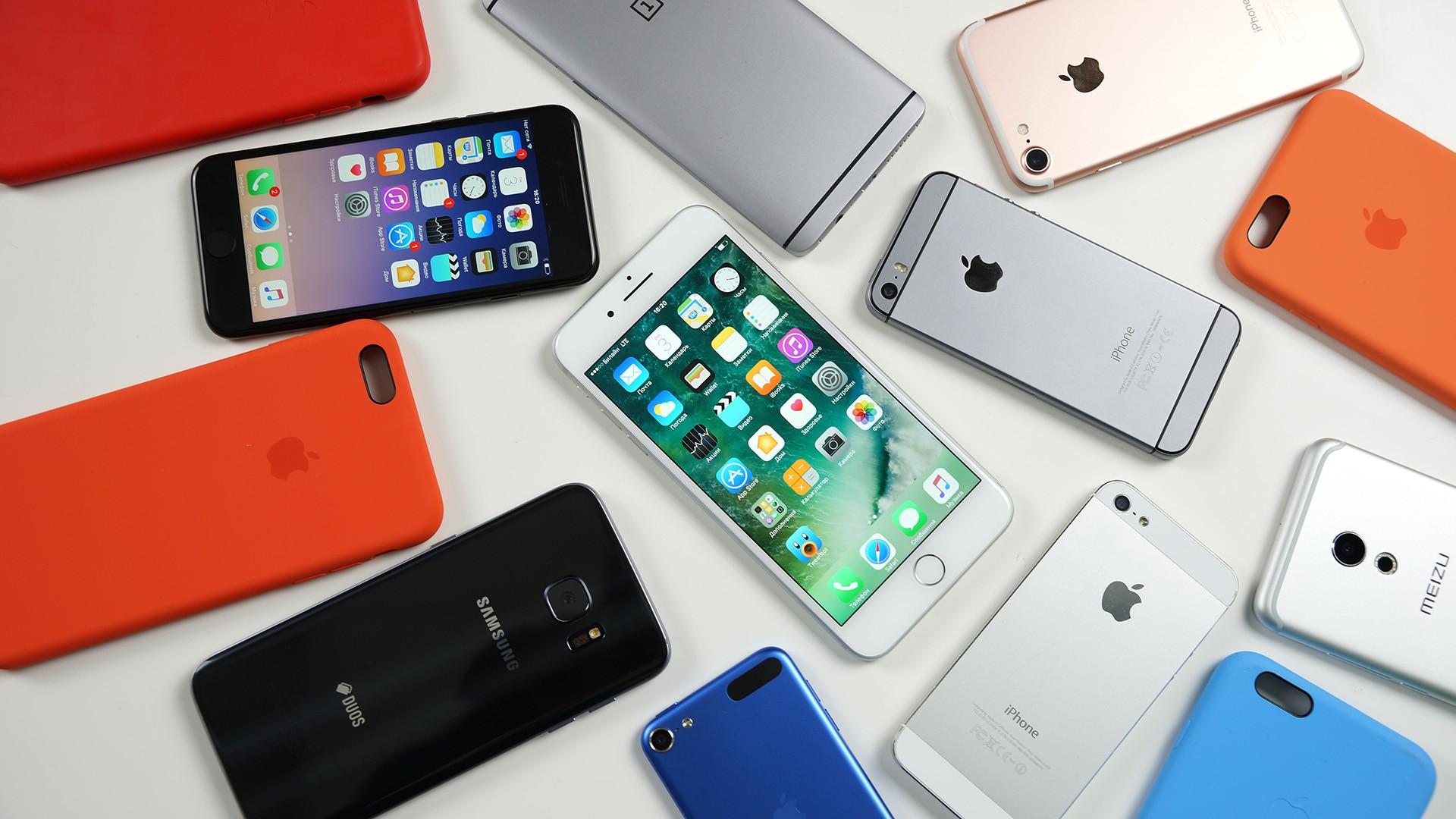 Подборка из 5-ти причин покупки iPhone