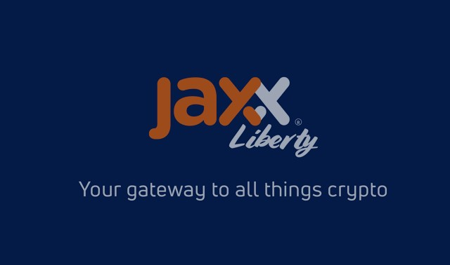 Онлайн версия кошелька Jaxx Liberty.
