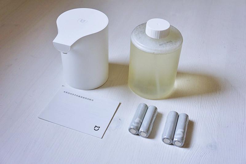 Дозатор жидкого мыла Mijia Xiaomi - бесконтактный: обзор