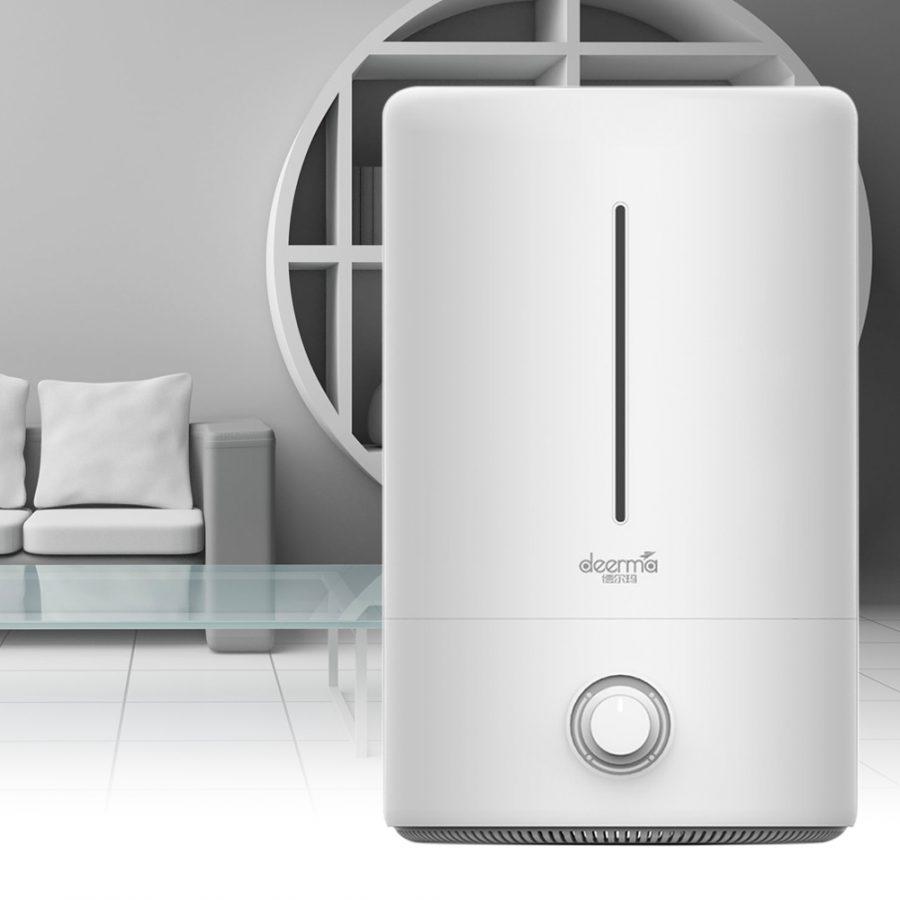 Увлажнитель воздуха Xiaomi: обзор для помещения площадью 36 м2