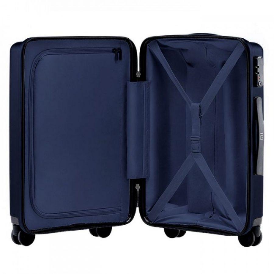 Стильные и прочные чемоданы Xiaomi: обзор