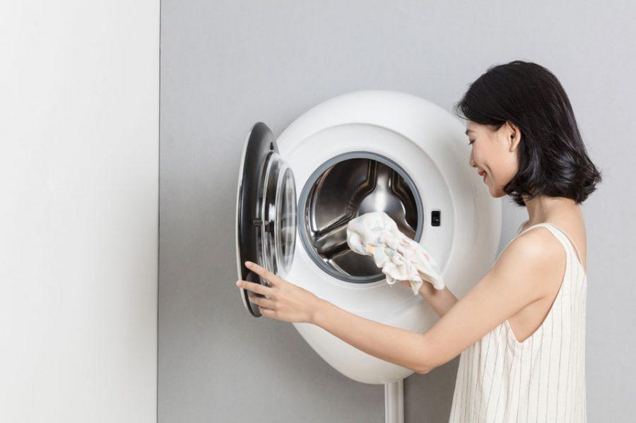 Настенные стиральные машинки Xiaomi: обзор