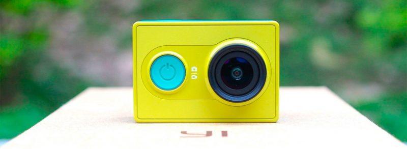 Лучшие экшн-камеры от Xiaomi
