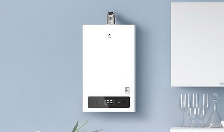 Умный газовый водонагреватель Xiaomi Viomi Smart Gas Water Heater 1A: обзор