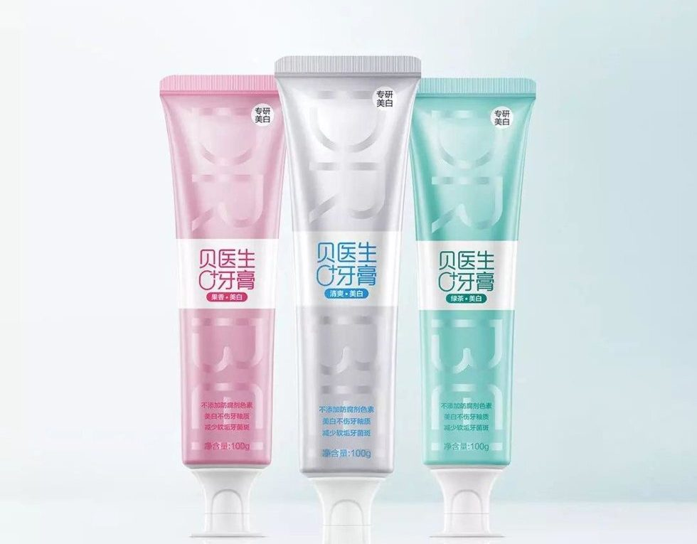Безвредная и натуральная зубная паста Xiaomi DR.BEI Expert White Toothpaste 0+: обзор