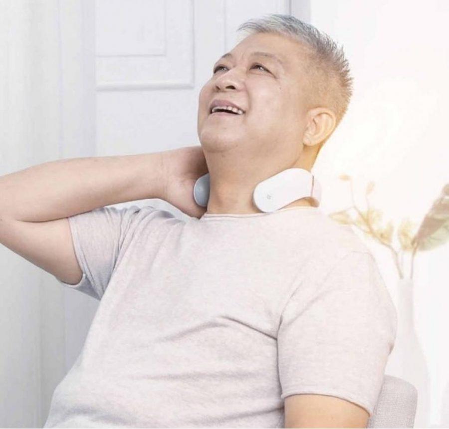 Эффективный массажер для шеи Xiaomi Jeeback Comfortable Neck Massager White (G2): обзор
