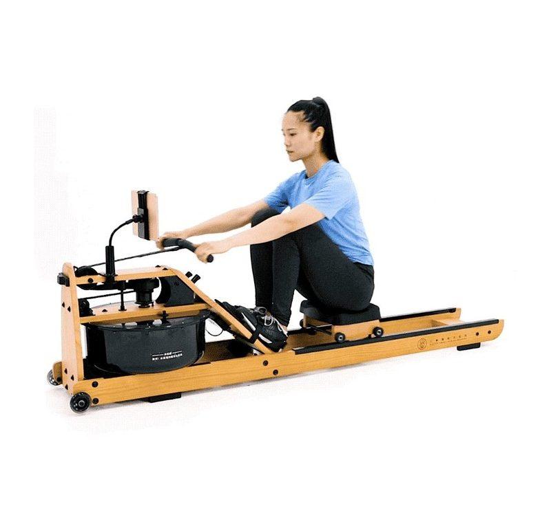 Гребной тренажер Xiaomi Xiao Mo Smart Rowing Machine Pro: обзор