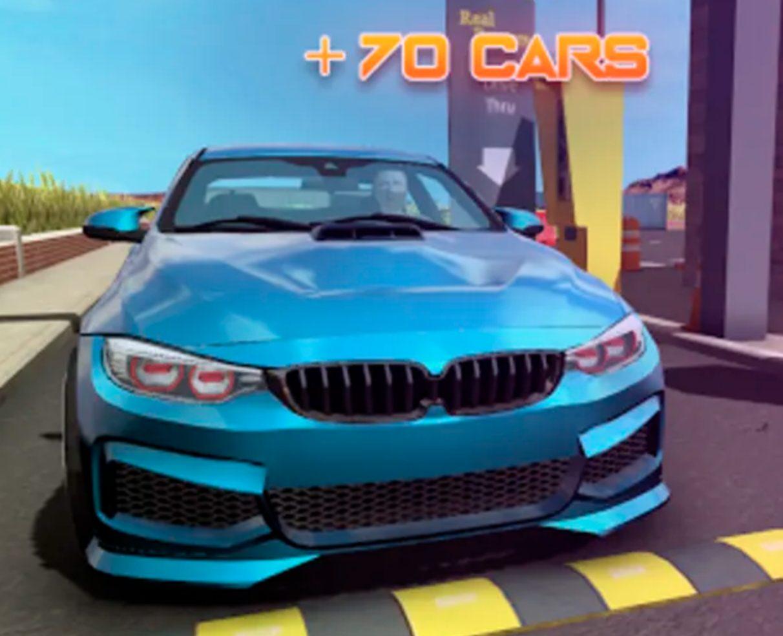 Преимущества игры Car Parking Multiplayer